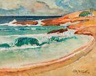 Kleine Bucht II (Rio), 1930 / Leo Putz
