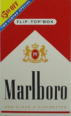 Holland David  - Marlboro - Flip Top Box