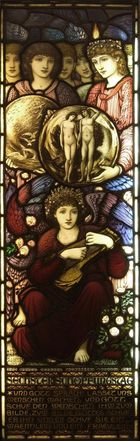 von Zezschwitz - Edward Coley Burne-Jones, Glasfenster \\\