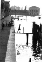 Ronis, Willy ◊ Venedig, Fondamente Nuove
