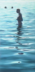 Rudd, Cameron ◊ Girl in the Water