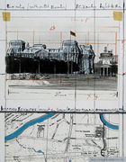 Christo, ◊ Christo - Wrapped Reichstag II