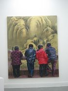 Min, Huang ◊ 4 people looking at a landscape