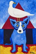 George Rodrigue, Are you my mommy?