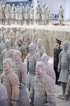 Wendel, Pablo ◊ ›Terracotta Warrior V‹