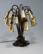 Quittenbaum Kunstauktionen - Tiffany�Studios,�New�York,�18-Light�Pond�Lily