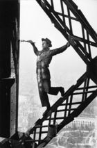 Painter of the eifel tower