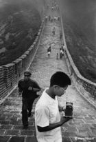 Riboud, Marc ◊ China Wall