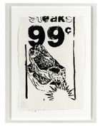 Warhol, Andy ◊ Steaks 99 ¢