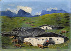 Galerie Auktionshaus Hassfurther - Alfons Walde, Sommer in Tirol