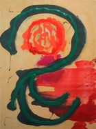 Hoyland, John ◊ Untitled (Thupelo Series)