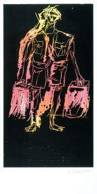 Baselitz, Georg ◊ \\\'65  ( Remix 2 )