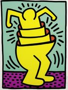 Koller Auktionen AG - Keith Haring, Untitled, 1989