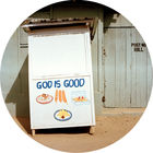 Akoto-Yip, Diana ◊ African Alltag-Still, God is good