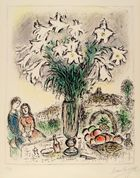 Koller Auktionen AG - Marc Chagall. Les arums. 1975.
