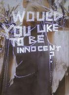 Buetti, Daniele ◊ Would you like to be innocent?