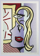 Lichtenstein, Roy ◊ Art Critic.