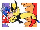 Matos (CRASH), John ◊ Wolverine