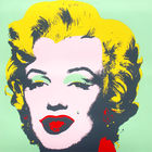 Warhol, Andy ◊ Marilyn No 23, Sunday B. Morning (after A. Warhol))