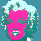 Warhol, Andy ◊ Marilyn No 24, Sunday B. Morning (after A. Warhol)