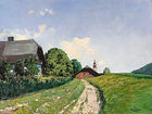 Galerie Auktionshaus Hassfurther - Josef Stoitzner, Sommer-Idylle
