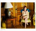 Galerie Fl�gel-Roncak - Julianne Moore at the Crillon Hotel, Paris 2008