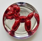 Galerie Fl�gel-Roncak - Jeff Koons - Red Balloon Dog