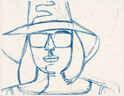 White�Hat�and�Sunglasses