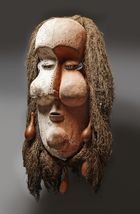 Kunsthaus Lempertz - A Suku Large Mask, Democratic Republic of the Congo