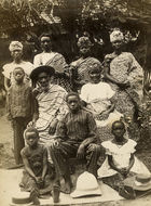 Galerie Bassenge Berlin - Kamerun,  Album compiled by a German colonial officer, 1900-1919