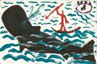 Koller Auktionen AG - A. R. Penck, Whale-Hunting, 1991