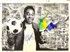 BRAINWASH auch Thierry Guetta (MBW), Mr. ◊ The King Pelé - Portrait