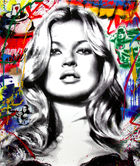 BRAINWASH auch Thierry Guetta (MBW), Mr. ◊ Kate Moss