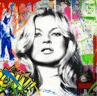 BRAINWASH auch Thierry Guetta (MBW), Mr. ◊ Kate Moss (small)