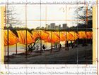 Christo & Jeanne-Claude, The Gates (project for Central Park, New York City), 2002