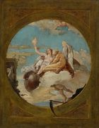 Koller Auktionen AG - Giovanni Battista Tiepolo, Time discovering Truth, um 1740/50