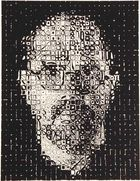 Winterberg|Kunst - CHUCK CLOSE, Self-Portrait