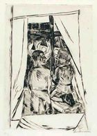 Max Beckmann, Kinder am Fenster