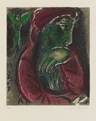 Kunsthaus Lempertz - Marc Chagall, Dessins pour la Bible (Illustrationen für die Bibel), 1960