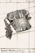Christo, ◊ Wrapped Telephone