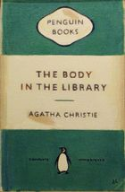 HANNAH, DUNCAN ◊ Agatha Christie - The Body in the Library