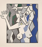 Lichtenstein, Roy ◊ Nude in the Woods