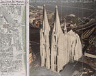 Christo, ◊ Mein Kölner Dom, Wrapped