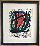 Miró, Joan ◊ XXII Mai Salon, 1966