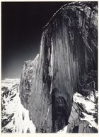 Koller Auktionen AG - Ansel Adams, Monolith, The Face of Half Dome, Yosemite National Park, 1927