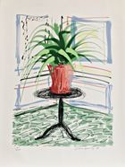 Hockney, David ◊ A Bigger Book