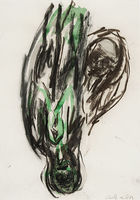 Georg Baselitz - o.T. (Munch)