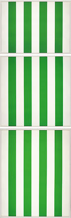 Daniel Buren, Three light boxes for one wall