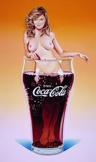 RAMOS, MEL ◊ The pause that refreshes #2 (Cola-Glas)