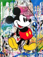 BRAINWASH auch Thierry Guetta (MBW), MR. ◊ Mickey (Campbell`s Soup)